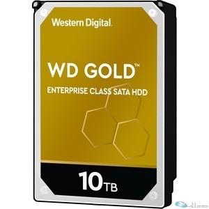 Western Digital 10TB 7200 RPM Class 3.5-inch 256 MB SATA 6 Gb/s Gold