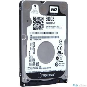 BLACK 500 GB INT MOBILE HARD